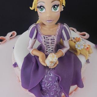 Rapunzel topper