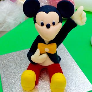 Mickey mouse modeling