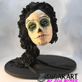Sugar Skull Bakers Collaboration 2017 - Raven