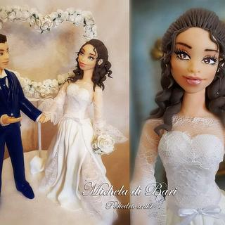 The last wedding topper