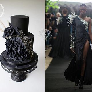 Couture Cakers by Katarzyna Janiszewska