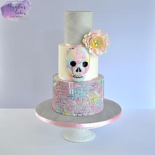 Sugar Skull Bakers 2017 collaboration