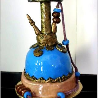 Another Hookah Cake