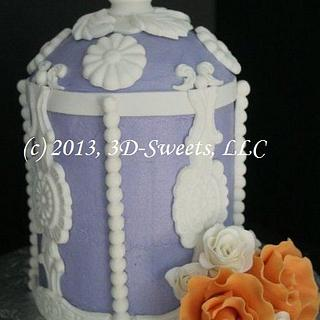 Victoria's Birdcage - Cake by 3DSweets