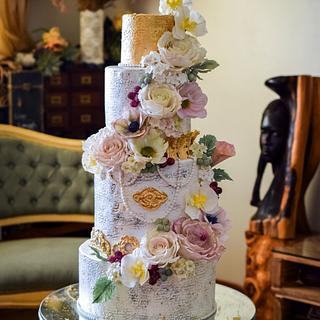 Vintage Baroque and Sugar Flowers