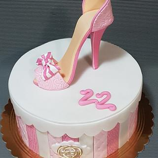 Birthday cake  - Cake by Renris