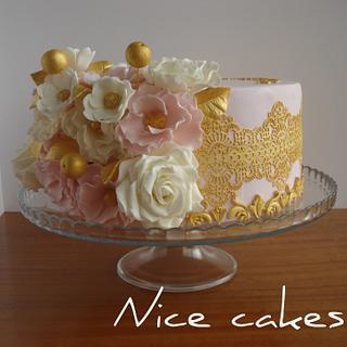 Birthday cake - Cake by Paula Rebelo
