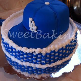 Dodger Cake - Cake by Priscilla