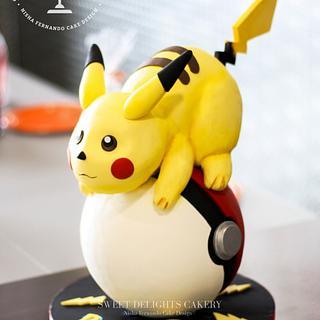 Pokémon Birthday Cake