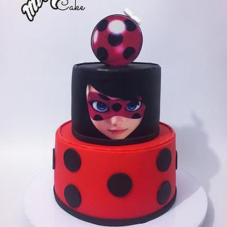 Torta Ladybug Medellín