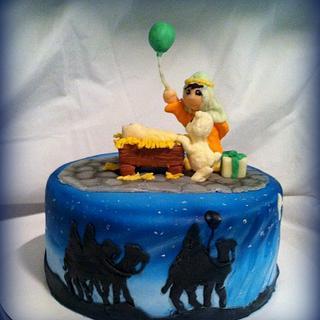 Happy Birthday Jesus Cake - Cake by Angel Rushing