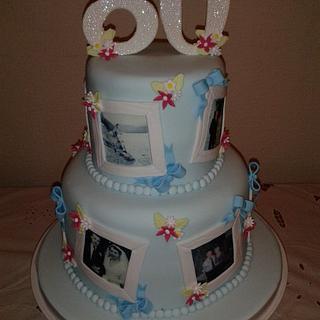 80th Birthday - Cake by SueC
