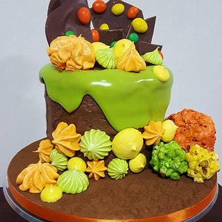 Family Afternoon Tea Cake