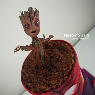 Geeky Wedding Cake - Cake by PeggySuesCC