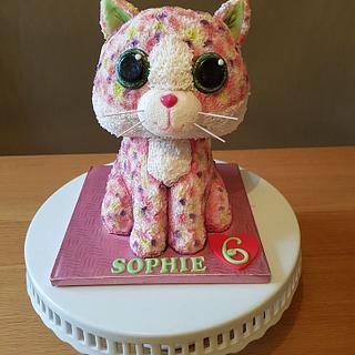 Beanie Boo Cake - Cake by Zoe White