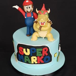 Mario &  Bowser