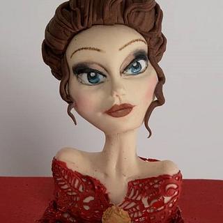 lady busto