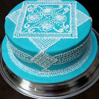Lace - Cake by Sato Seran