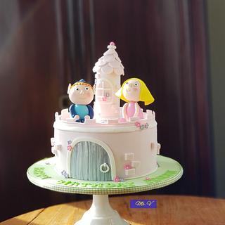 Birthday cake - Cake by Ms. V