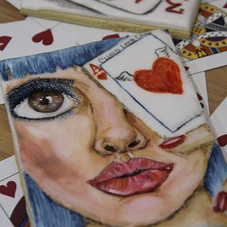 Cupid poker game