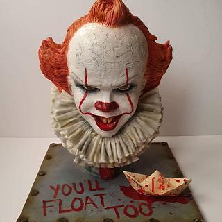Pennywise Cake