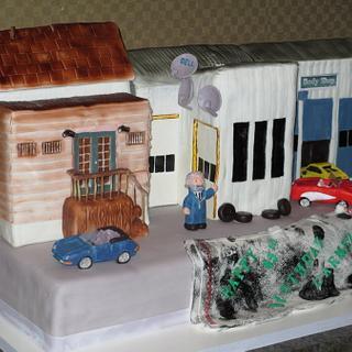 65th Birthday - Auto Body Shop