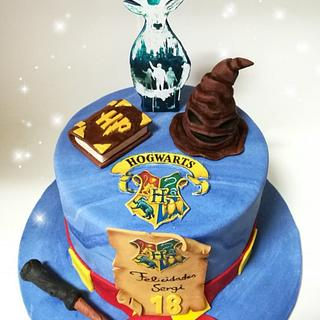 Harry Potter!!! - Cake by Carcakes