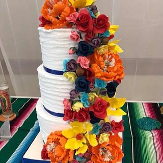 Quincenearas Cake - Cake by Pogihekk44