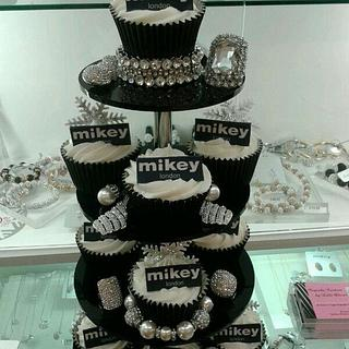 Bling Jewellery Cupcakes