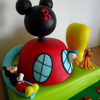 Michey Mouse Clubhouse