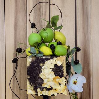Sugar apple & lemon berry <3