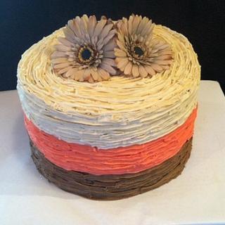 Raffia cake