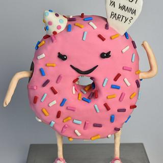 Donut Ya wanna Party!!