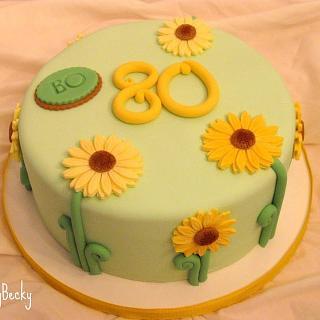 Yellow Daisy Birthday
