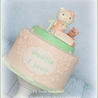 Hello Kitty for a very sweet little girl.