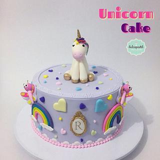 Torta Unicornio Infantil