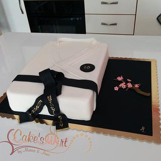 Aikido Cake