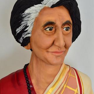 Indra Gandhi- (Collab)