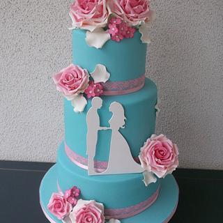 Wedding Cake - Cake by Alexsandra Caldeira