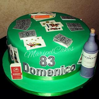 cake card game