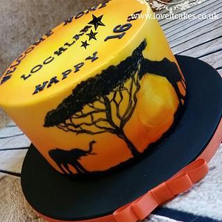 Kenya cake - Cake by Love it cakes