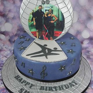 Strictly Cake. - Cake by Karen's Cakes And Bakes.
