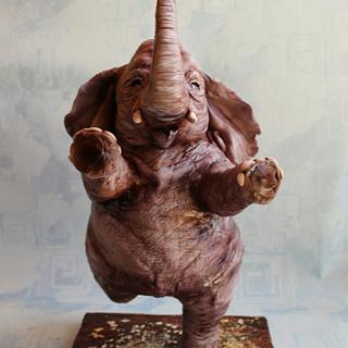 Торт Слон