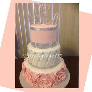 Peach Blush Wedding