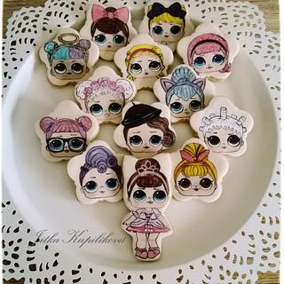 LOL sušenky