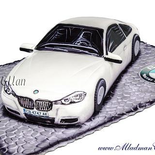 Audi A5 - 3D Cake