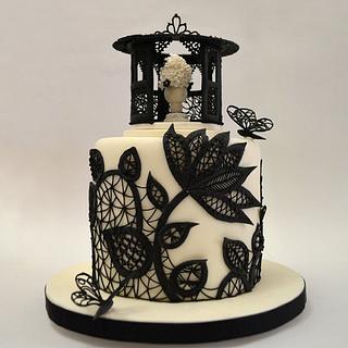 the pavilion - Cake by Kelvin Chua