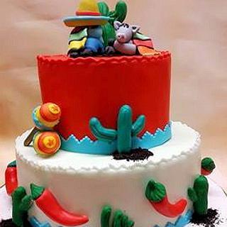 Cake Mexico