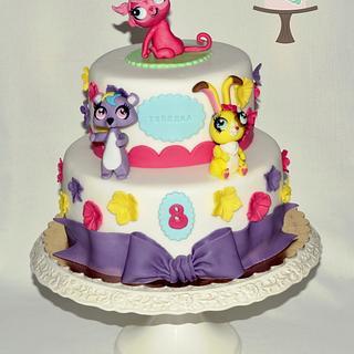 LPS Cake - Cake by Martina
