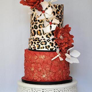 Leopard & Rubies